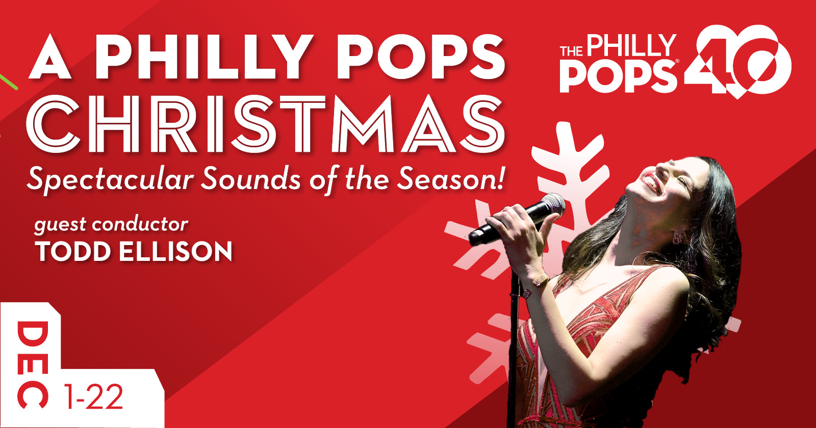 Image result for A Philly POPS Christmas: Spectacular Sounds of the Season
