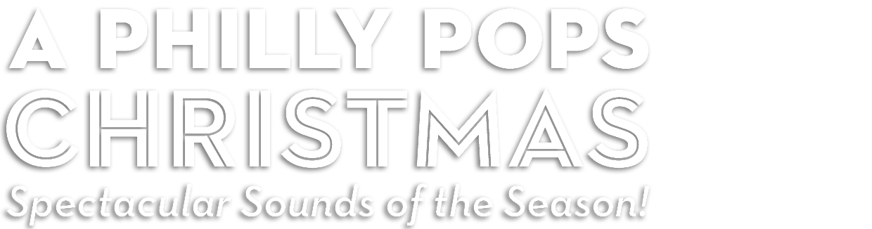 A Philly POPS Christmas Logo