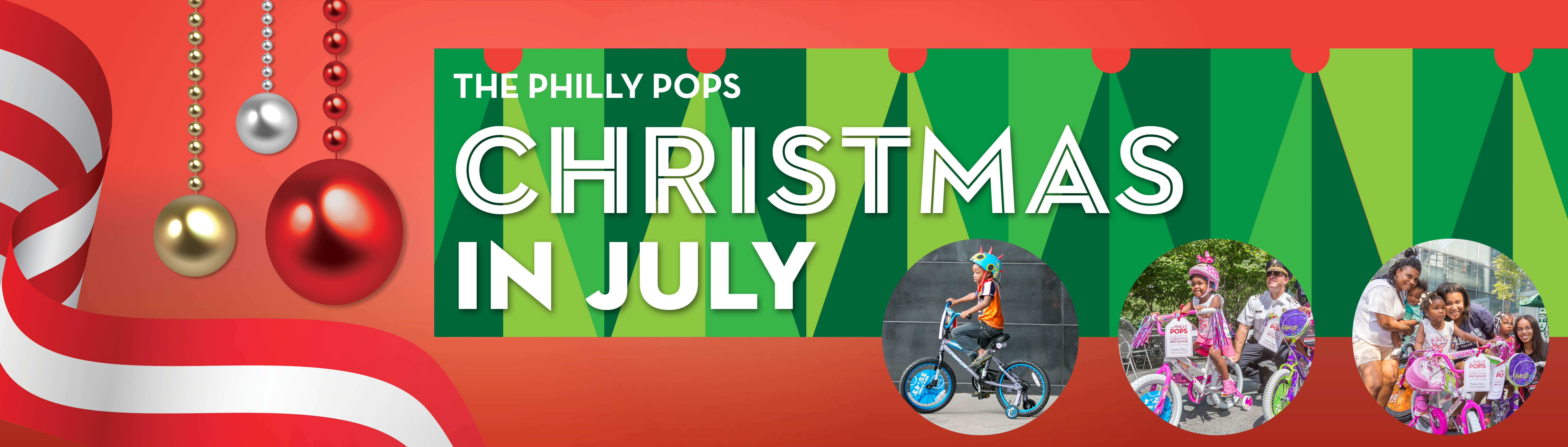 Christmas in July | The Philly Pops