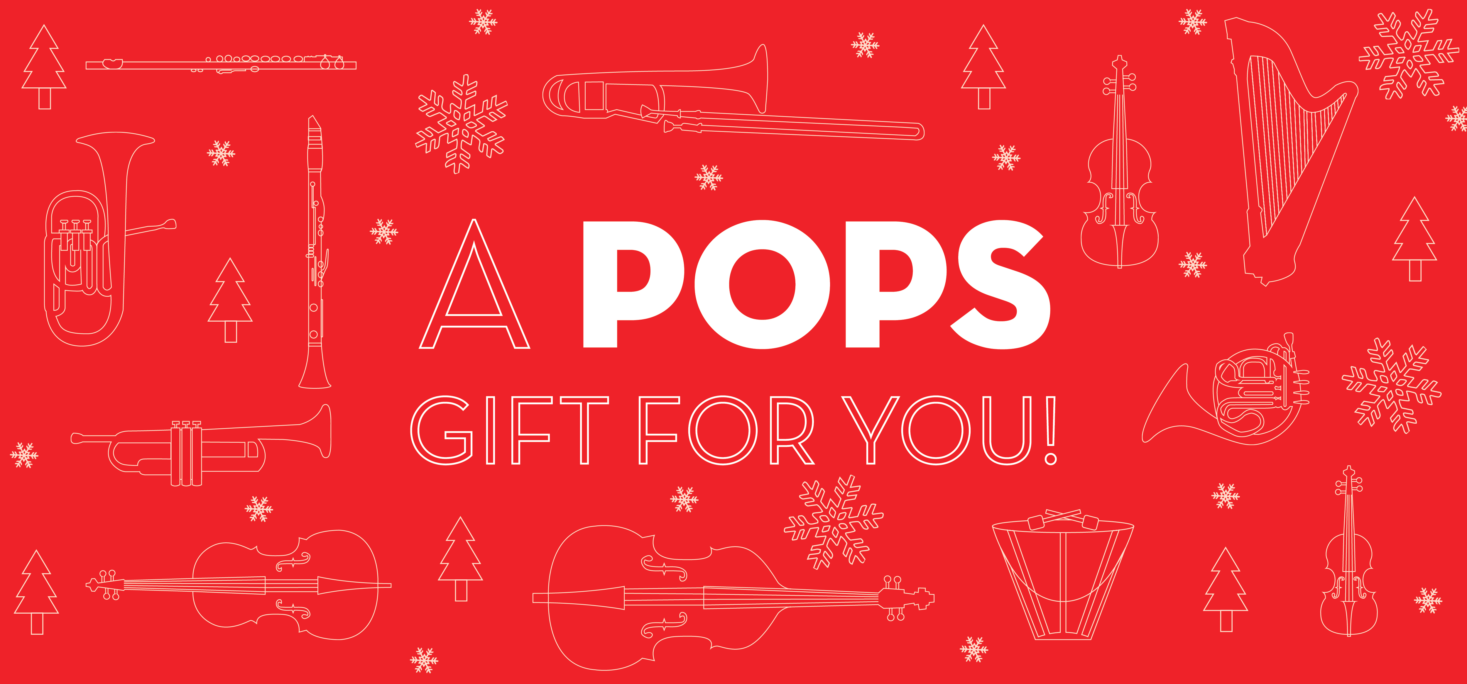 Give the Gift of the POPS
