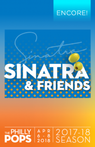 Encore! Sinatra & Friends Program Book