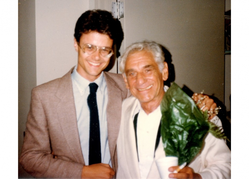 leonard Bernstein Lenny's Revolution with David Charles Abell